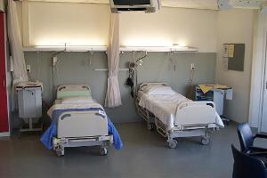 operatie 3, 2 persoons kamer, AZM. MUMC, funs lemmens marfan