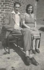 1919 tot en met 1945, marfan, ouders, funs lemmens, Bertha en Rene, marfan syndroom, Lindenheuvel, sittard, geleen, Limburg