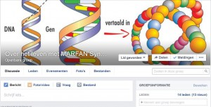 Facebook, marfan, groep, discussie, funs, lemmens,