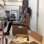 Revalidatiecentrum Adelante Hoensbroek, sta op stoel, Janneke Goossens, ergotherapie