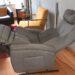 medipoint afas stoel, bekleed, funs lemmens, marfan syndroom, rug en longklachten, AFAS stoel maximaal uitgeklapt